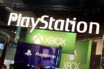 xbox i playstation na targach
