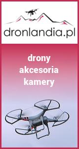 dronlandia: drony DJI